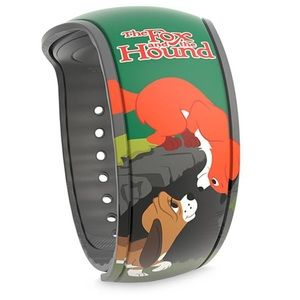 The Fox and the Hound MagicBand 2- Limited Release